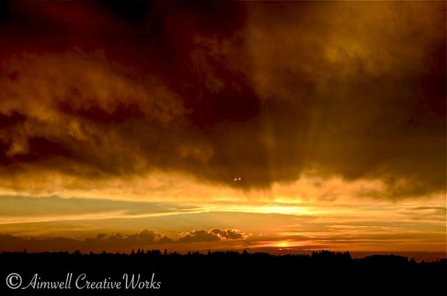 Edmonton Sunset 1