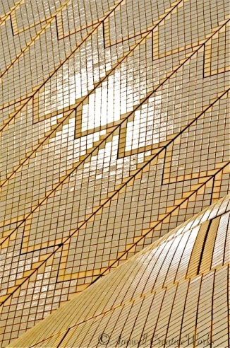 Sydney Opera House Roof Detail