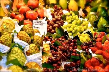 Barcelona fruit