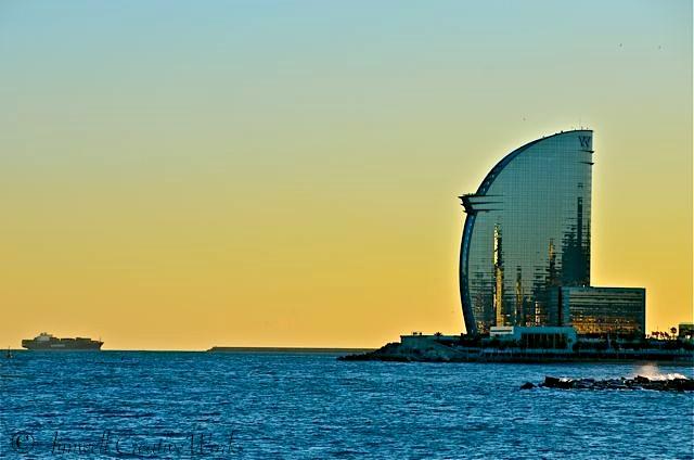 Port Olympic, Barcelona