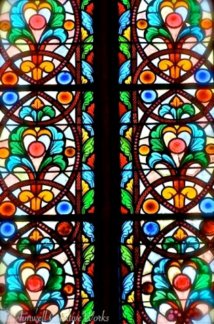 Barcelona Stained Glass