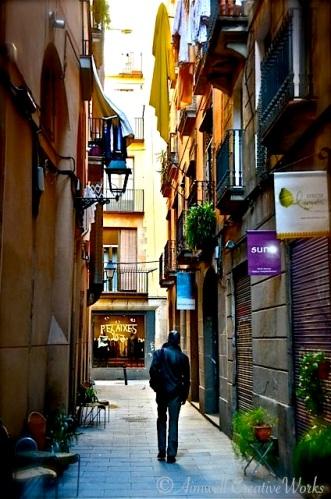 Intl Man of Mystery Barcelona