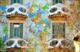 Masks of Gaudi