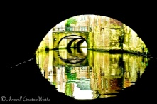 The curve reflected ... s'Hertogenbosh, NL