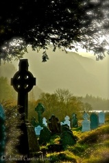 Cemetery at Glendalough