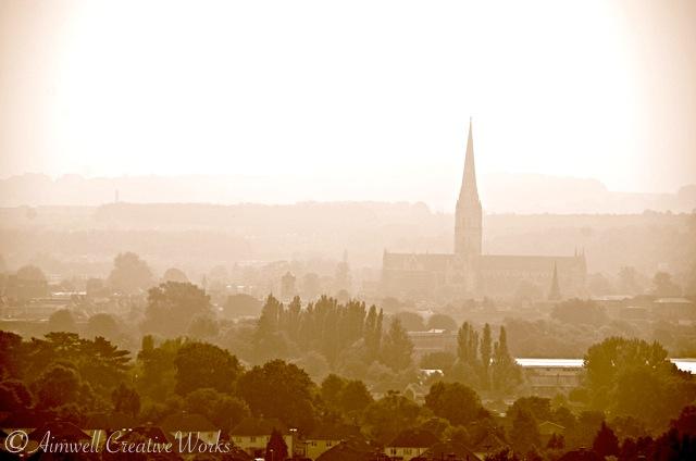 Salisbury Juxtaposition