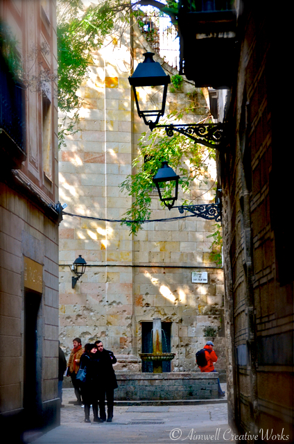 Barcelona Love Story