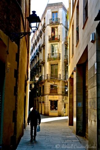 Barcelona Watchman