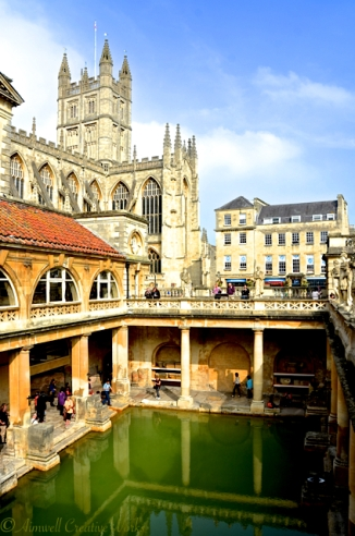 Roman Baths, Bath, Somerset
