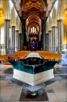 A beautiful modern-day addition to the cathedral ...