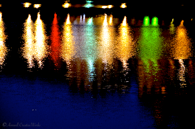 Refracted Colour