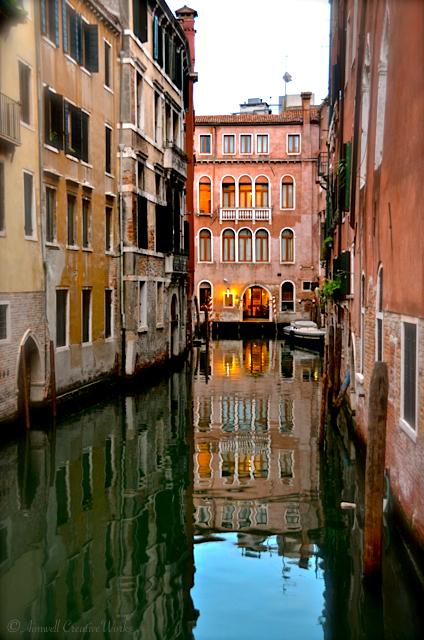 Venetian Refraction