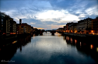 Firenze Half Light