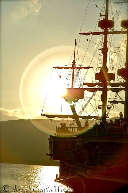 Ship Ahoy!