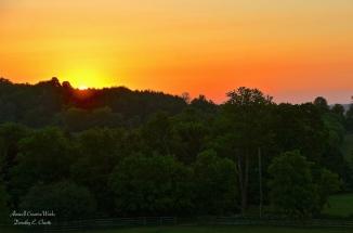 Solstice Sunrise II 1200
